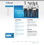 webdesign : company, solutions, success