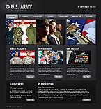 webdesign : U, Army, war