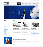 webdesign : electrician, office, FAQ