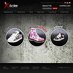 webdesign : brand, children, Puma