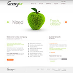 webdesign : crowyex, training, specials