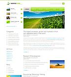 webdesign : harves, cereals, dealer
