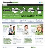 webdesign : consulting, immigrate, visa