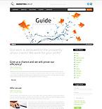 webdesign : corporate, contacts, success