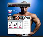webdesign : fitness, golf, golf
