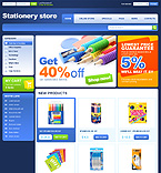 webdesign : store, pencil, notebook