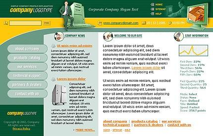 webdesign : Big, Screenshot 390