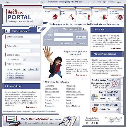 webdesign : Big, Screenshot 3086