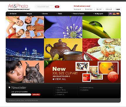 webdesign : Big, Screenshot 30058