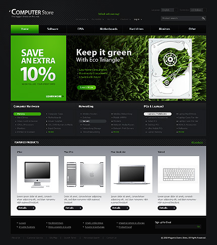 webdesign : Big, Screenshot 30320