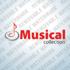 webdesign : musical, tune, single