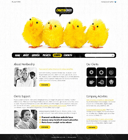 webdesign : Big, Screenshot 30464