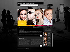 webdesign : models, job, podium