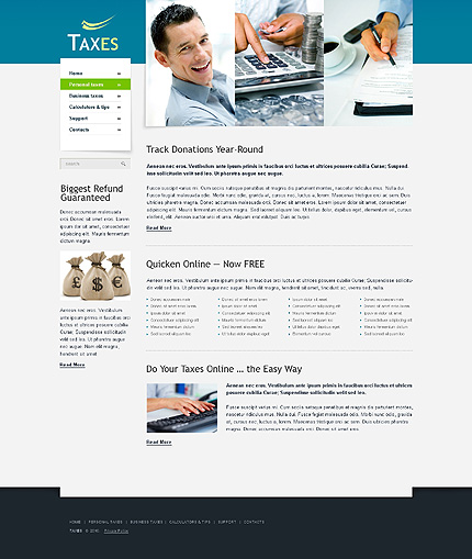 webdesign : Big, Screenshot 30624