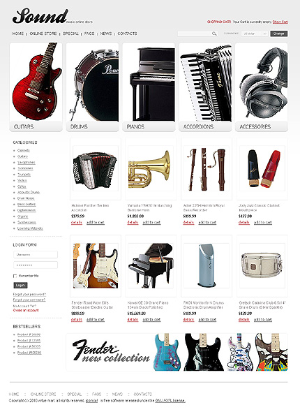 webdesign : Big, Screenshot 30799