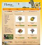 webdesign : shop, services, holiday
