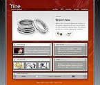 webdesign : antique, rings, pendent
