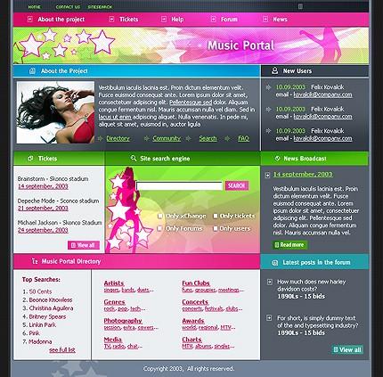 webdesign : Big, Screenshot 3190
