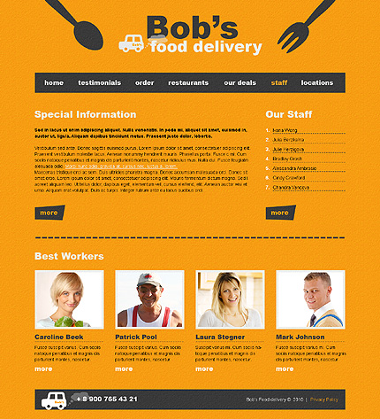 webdesign : Big, Screenshot 31033