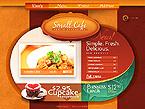 webdesign : cookbook, gifts, reservation