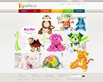 webdesign : toys, toy, snowmen