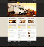 webdesign : transportation, safety, support