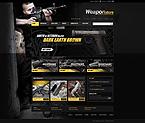 webdesign : Remington, clip, scope