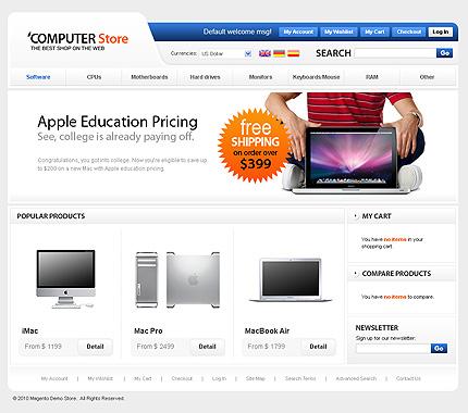 webdesign : Big, Screenshot 31949