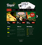 webdesign : royal, baccarat, pay