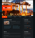 webdesign : port, ships, services