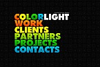 webdesign : light, artists, design