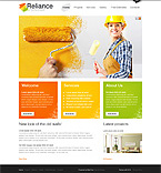 webdesign : services, projects, color