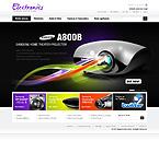 webdesign : printer, monitor, device