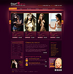 webdesign : agency, stimulation, breast