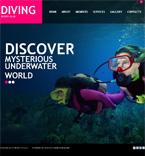 webdesign : training, ring-buoy, subscription