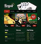 webdesign : casino, jackpot, rules