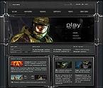 webdesign : members, gamers, club