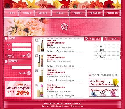 webdesign : Big, Screenshot 3367