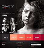 webdesign : charity, relief, children