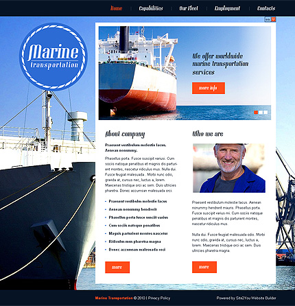 webdesign : Big, Screenshot 33266