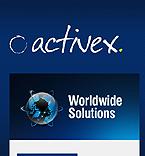 webdesign : activex, corporate, stocks