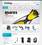 webdesign : flippers, photography, ring-buoy