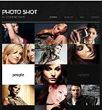 webdesign : shot, gallery, company
