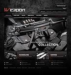 webdesign : Smith, Wesson, gun