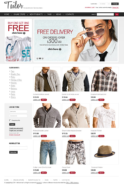 webdesign : Big, Screenshot 33675