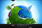 webdesign template 33753