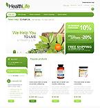 webdesign : capsules, medical, supplements