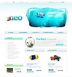 webdesign : pump, coral, algae