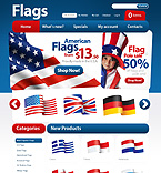 webdesign : racing, flag, magnet