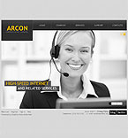 webdesign : communications, informational, contact